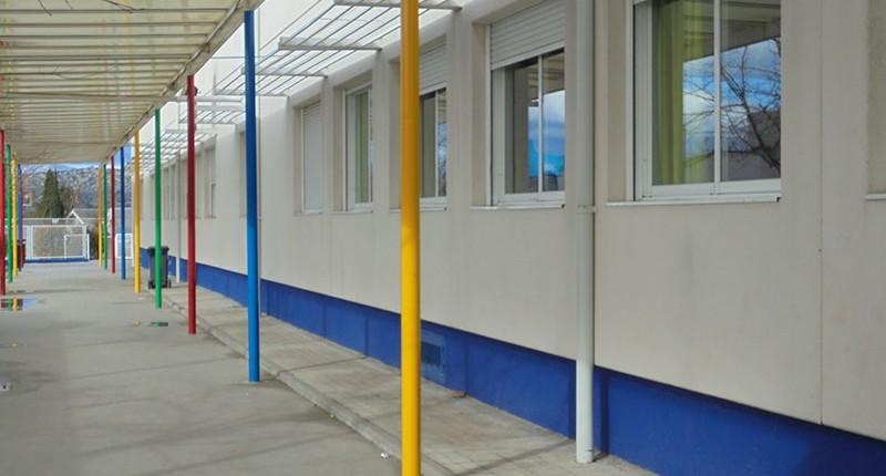 Zonas Patio - Instalaciones Colegio El Cantizal Las Rozas