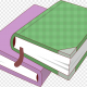 png-transparent-drawing-cartoon-books-cartoon-character-purple-angle